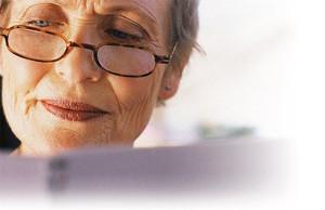 Öregszeműség (Presbyopia)